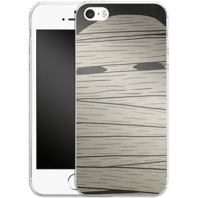 Apple iPhone 5 Silikon Handyhuelle - MUMMY von caseable Designs