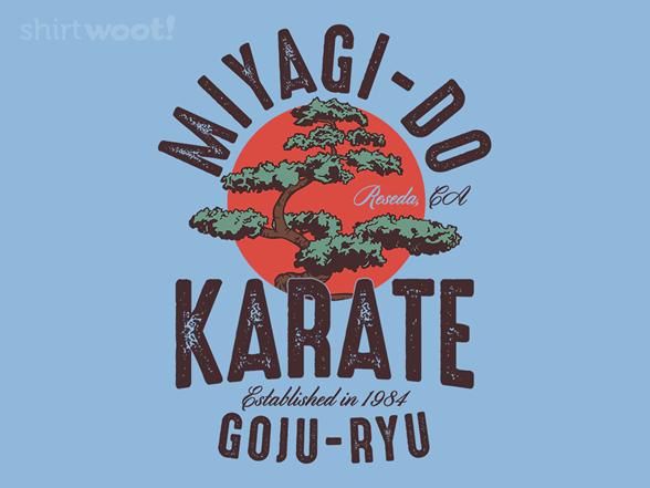 Miyagi-do Karate T Shirt