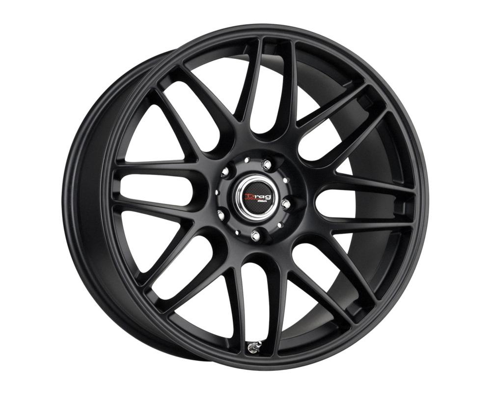 Drag DR-37 Flat Black Full Painted 20x8.5 5x120 30