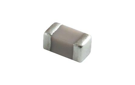 Murata , 0402 (1005M) 11pF MLCC 50V dc ±2% , SMD GJM1555C1H110GB01D (10000)