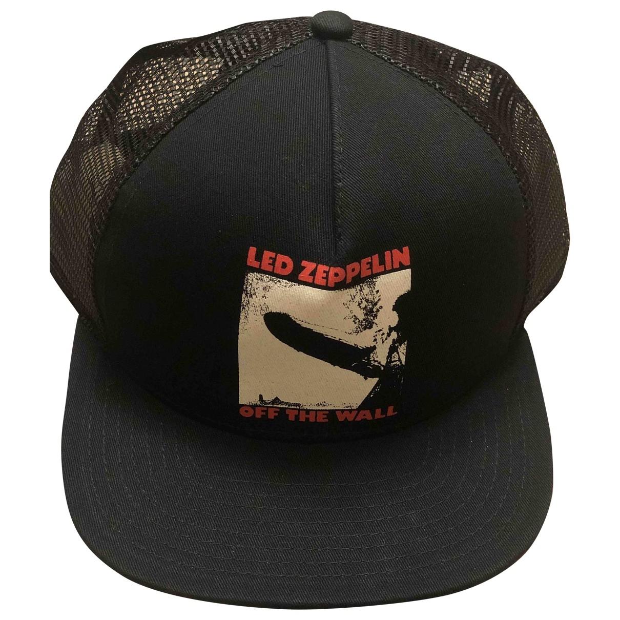 Vans - Chapeau & Bonnets   pour homme - noir