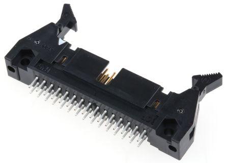 Hirose , HIF3BA, 30 Way, 2 Row, Straight PCB Header