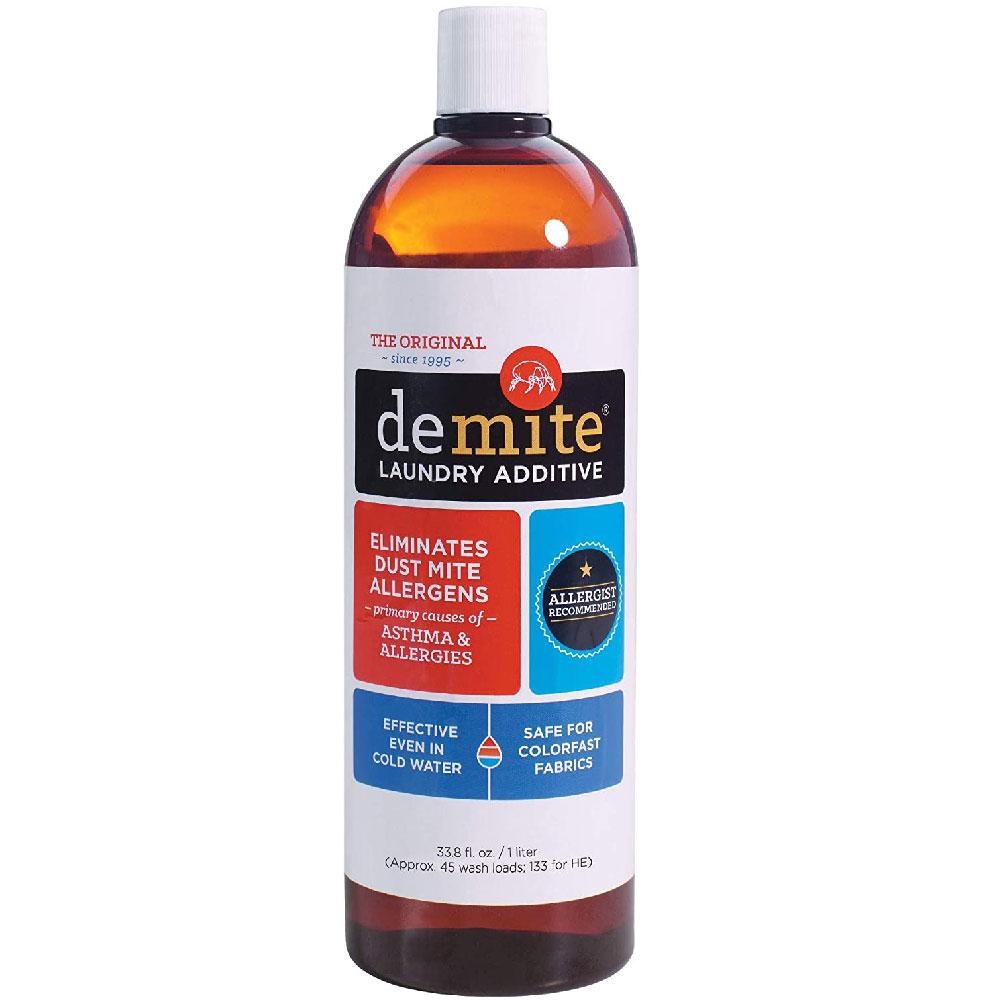 Allerpet De-Mite Laundry Additive (33.8 fl oz)
