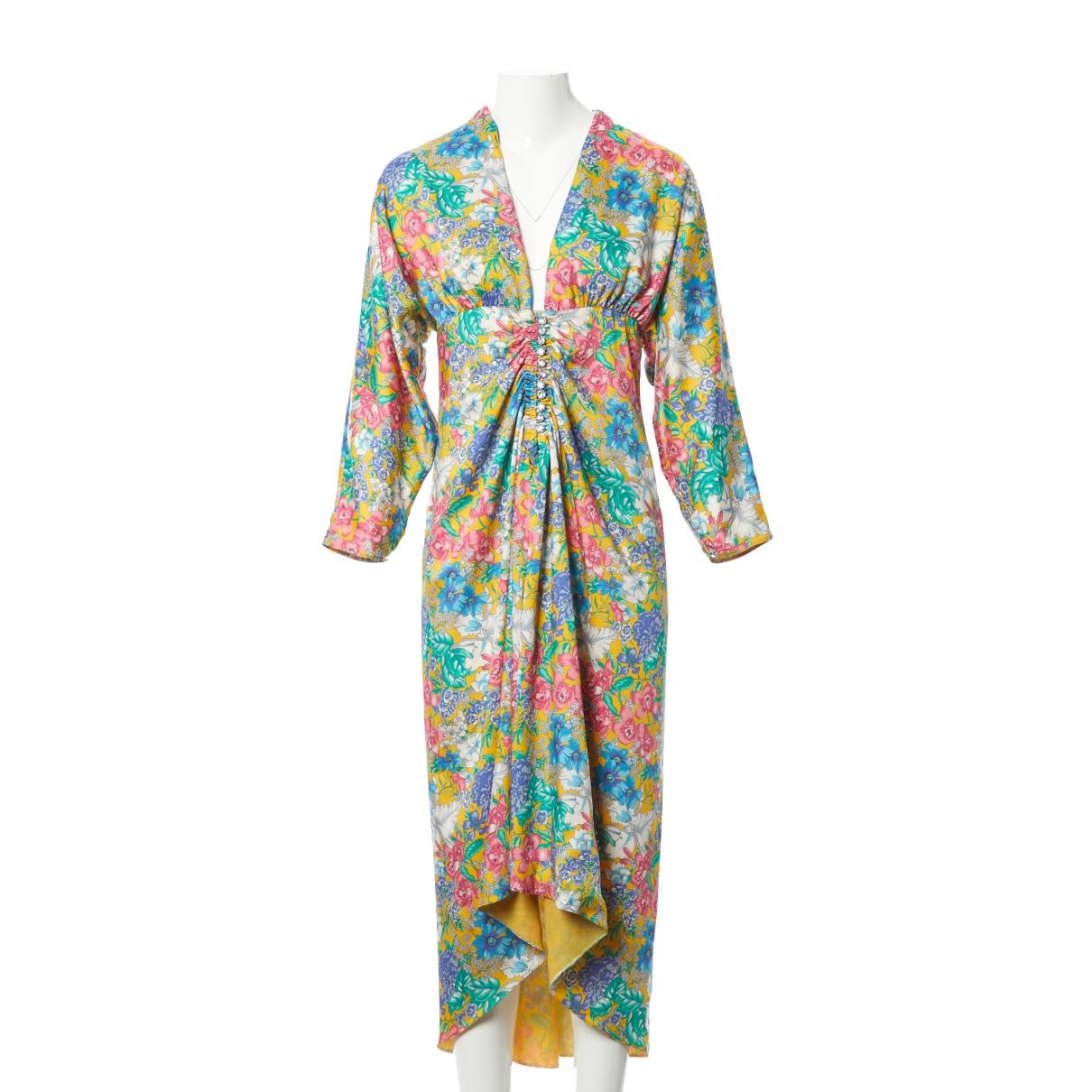 Racil \N Kleid in  Bunt Polyester