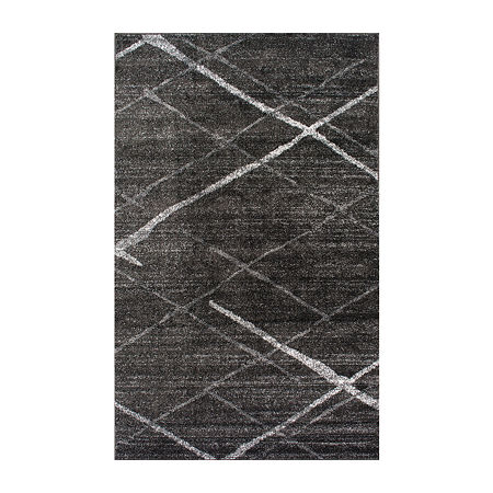 nuLoom Thigpen Rug, One Size , Gray