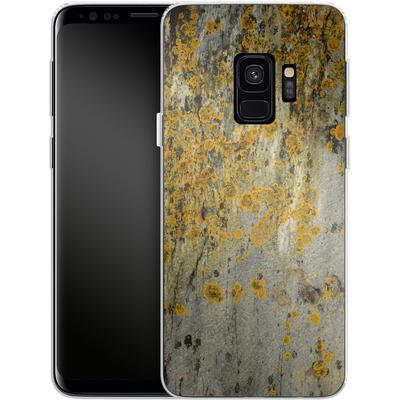 Samsung Galaxy S9 Silikon Handyhuelle - Rock 3 von Joy StClaire