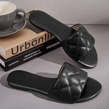 Zapatillas de punta abierta