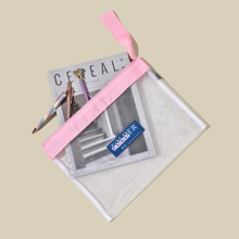 1pc Portable File Bag