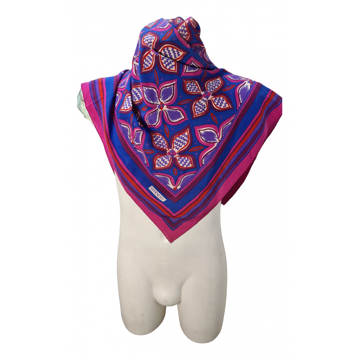 Givenchy N Multicolour Silk scarf for Women N
