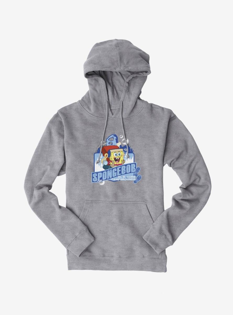 SpongeBob SquarePants Al. B. Core Campgrounds Hoodie