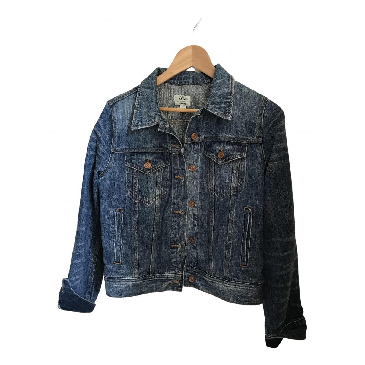J.crew \N Blue Denim - Jeans jacket for Women S International