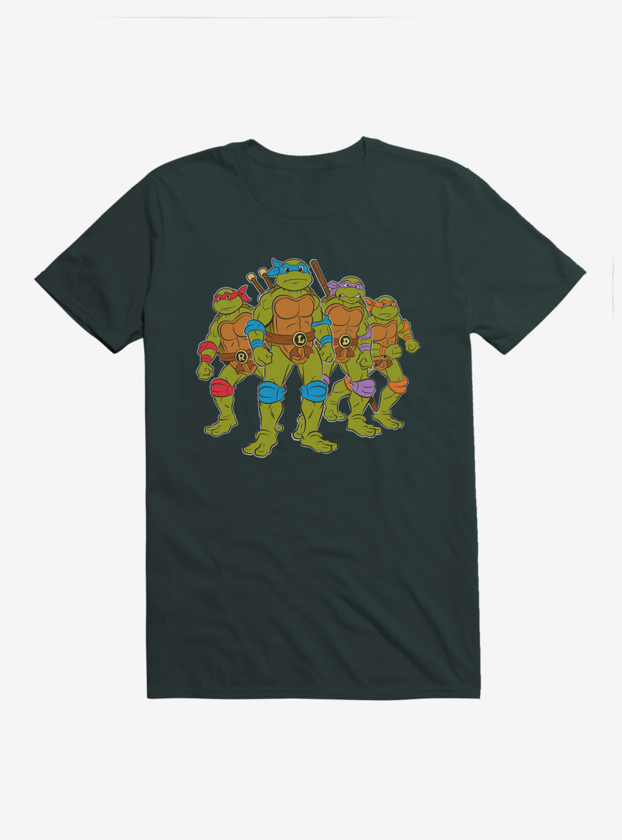 Teenage Mutant Ninja Turtles Pizza Break T-Shirt