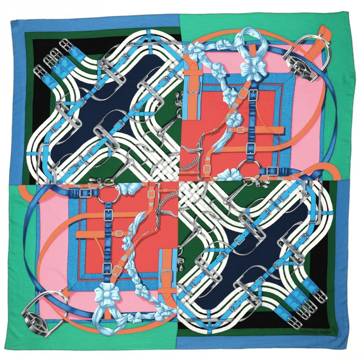 Hermès \N Multicolour scarf for Women \N