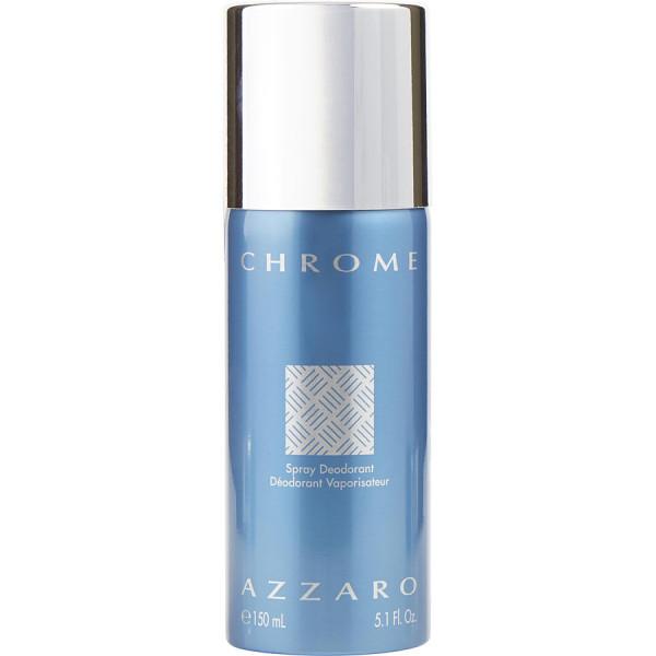 Chrome - Loris Azzaro Deodorant Spray 150 ML