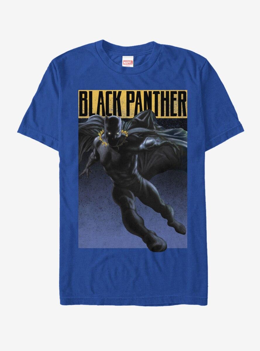 Marvel Black Panther Jump T-Shirt