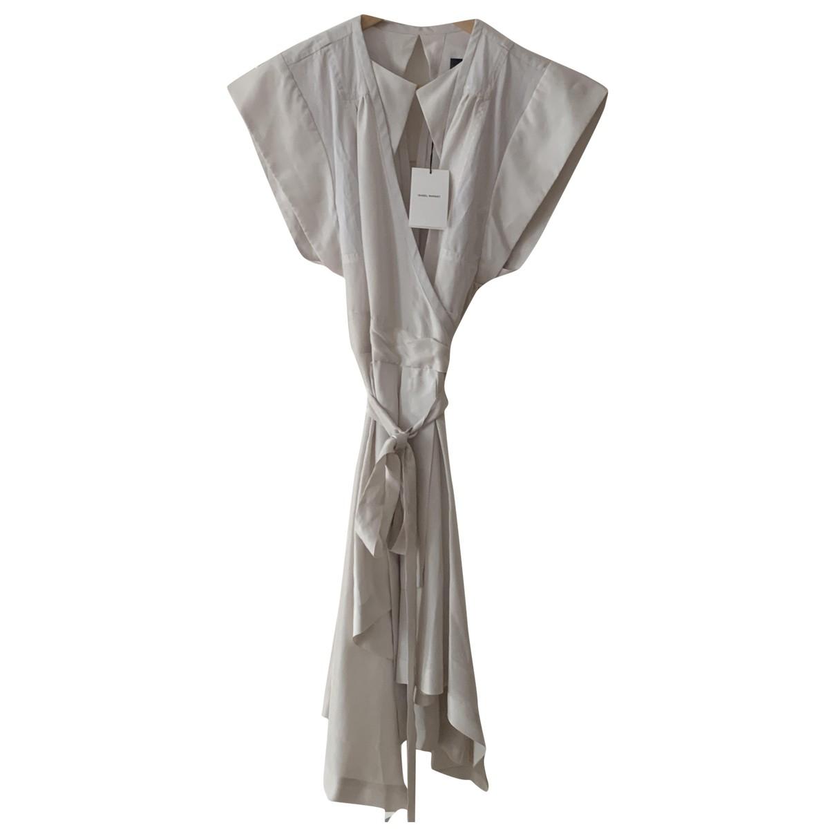 Isabel Marant - Robe   pour femme en soie