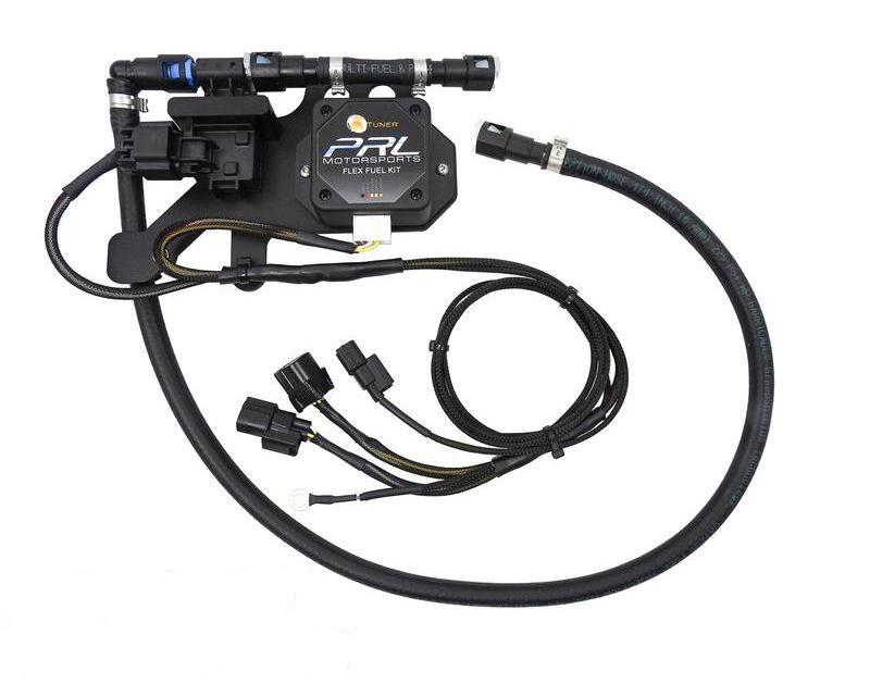 PRL Motorsport PRL-HCR-FFs Plug-n-PlayFlex Fuel Kit Honda Civic FK8 Type-R 2.0L 2017-2020