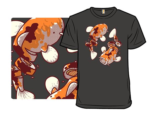 Koi Sushi T Shirt
