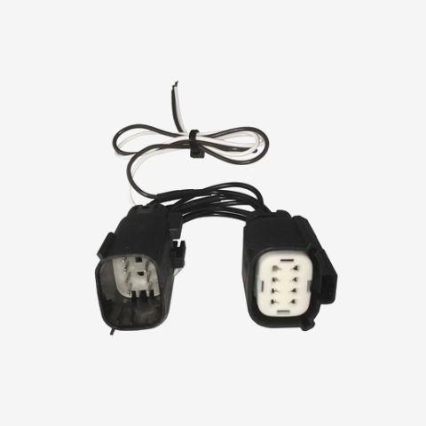 Lightforce Nightfall Collection Pass Through Headlight Connector Ford Ranger   Everest   Raptors