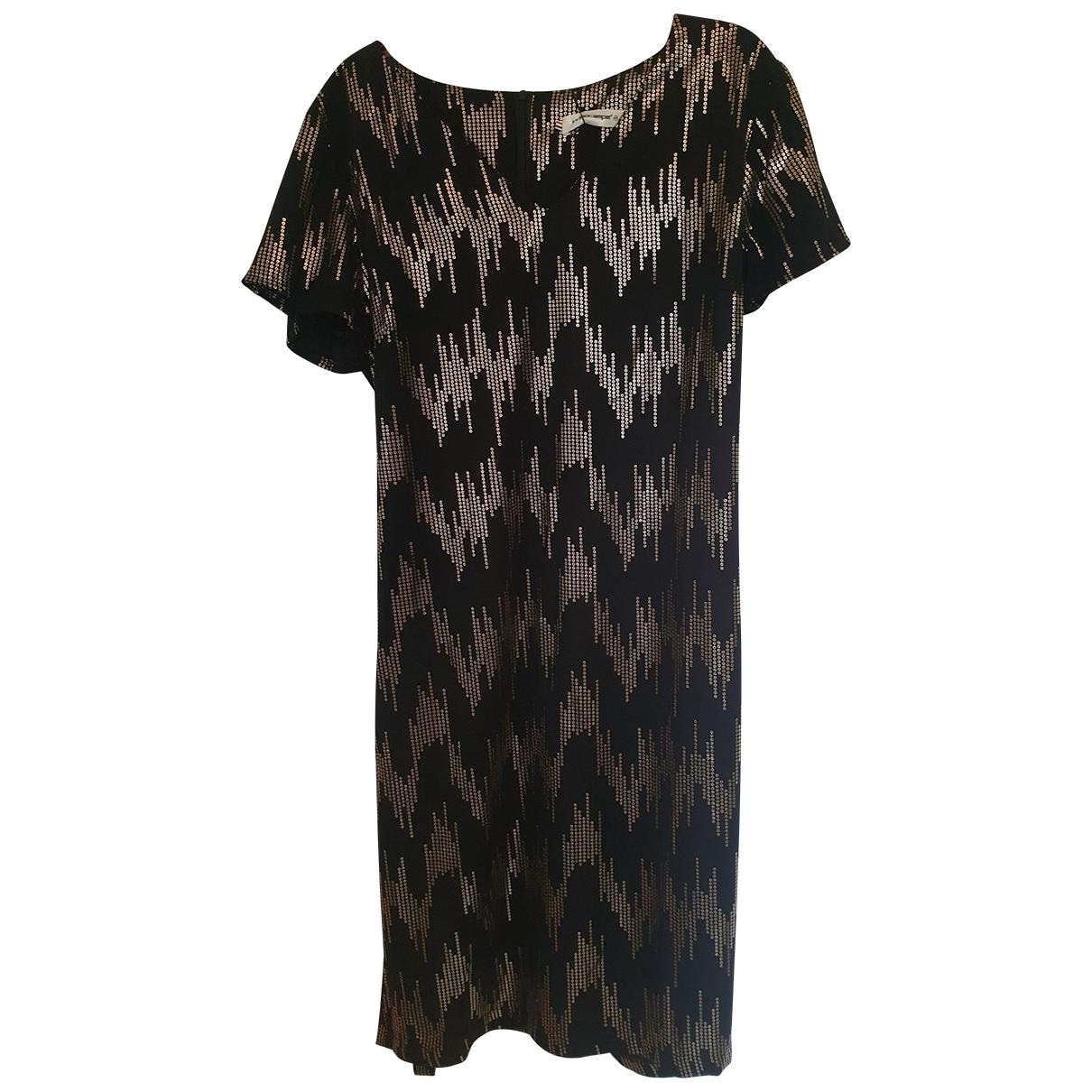 Ippocampo - Robe   pour femme - noir