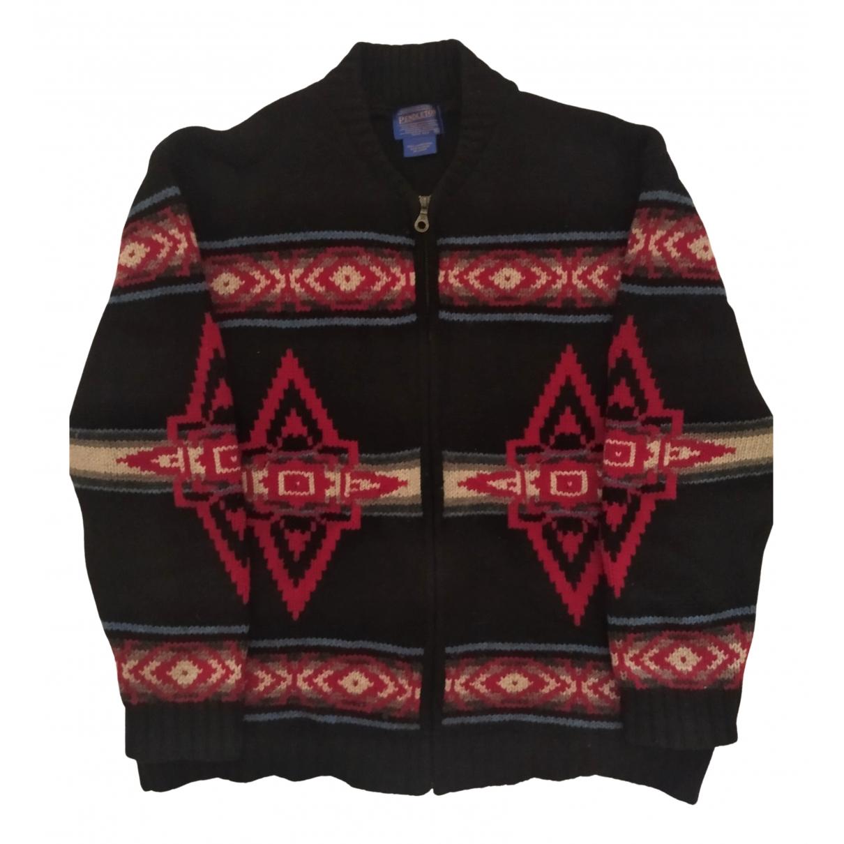 Pendleton N Blue Wool Knitwear & Sweatshirts for Men XL International