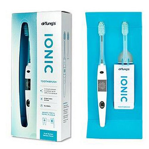 Ionic Toothbrush System Brush by Dr. Tungs Products