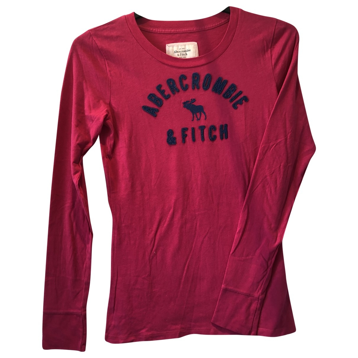 Abercrombie & Fitch \N Pink Cotton  top for Women M International