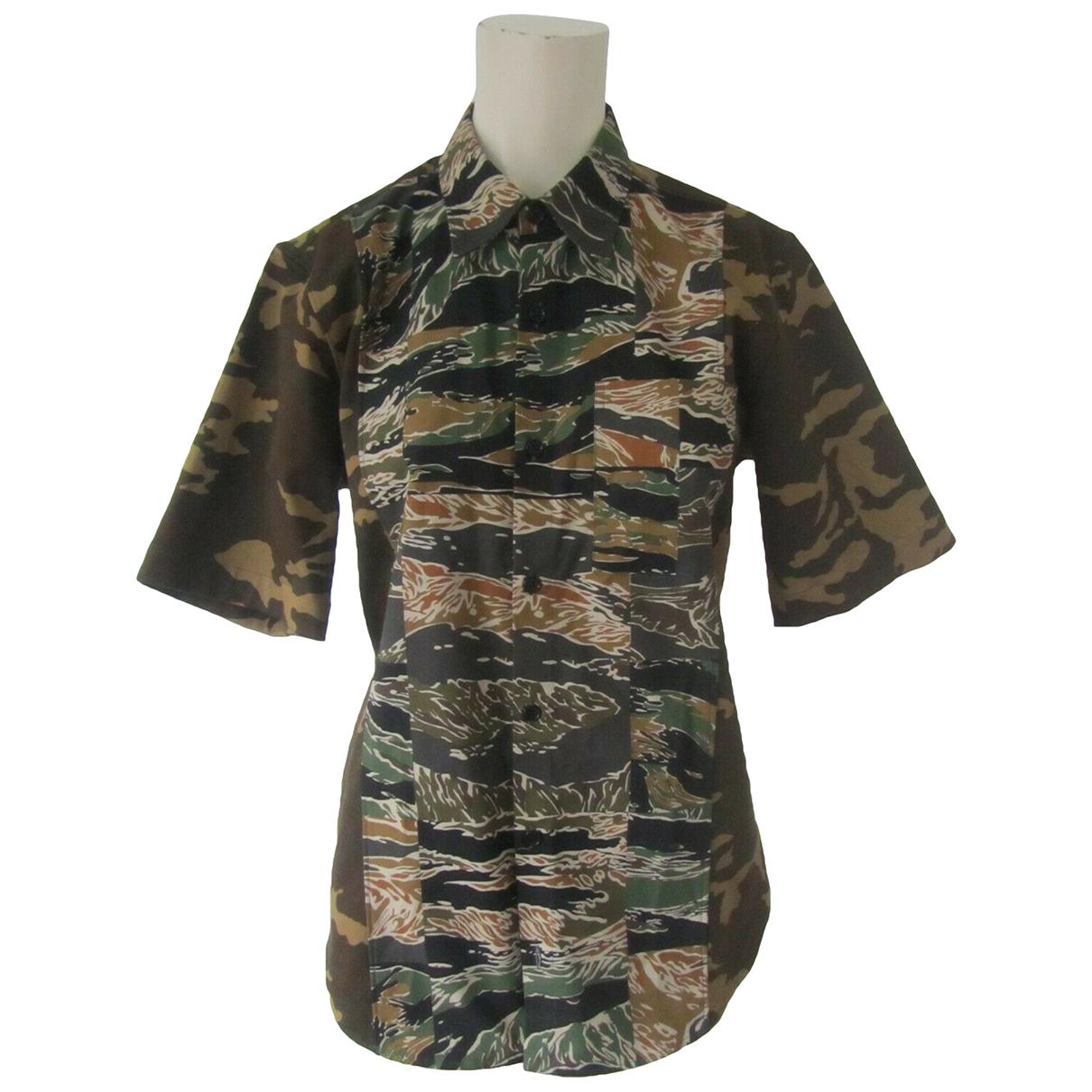 Dries Van Noten \N Multicolour Cotton Shirts for Men S International