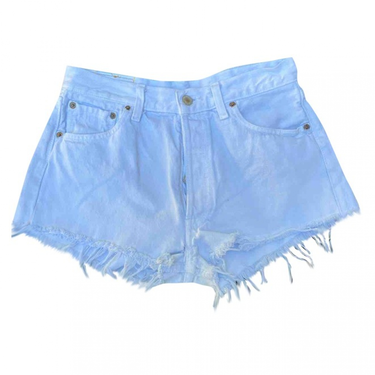 Levi's \N Shorts in  Weiss Denim - Jeans