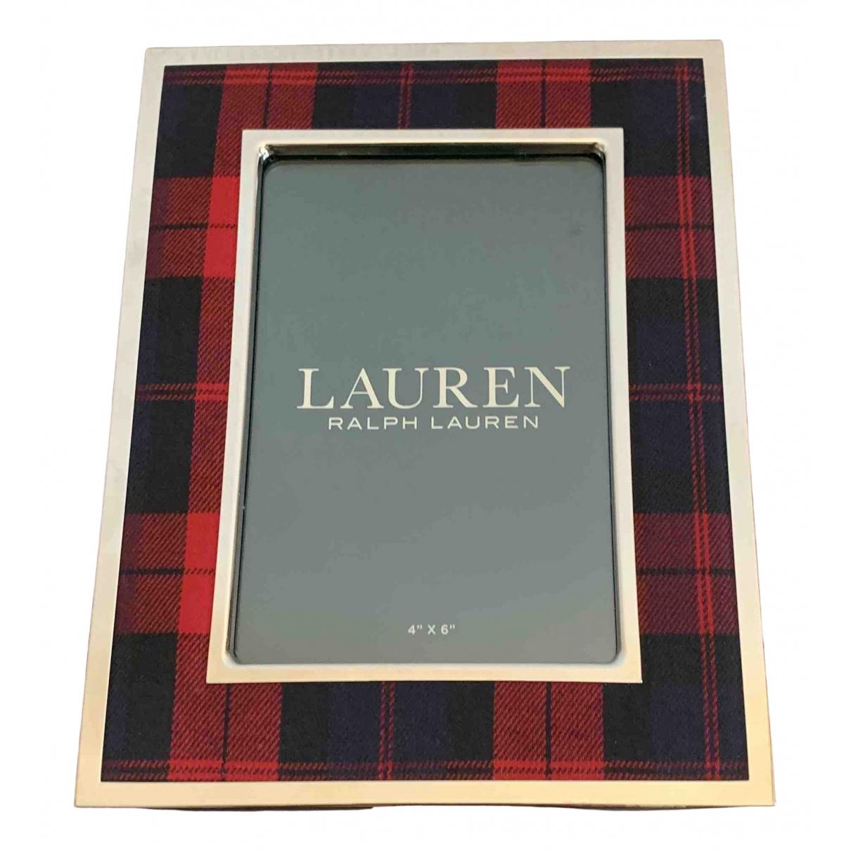 Lauren Ralph Lauren - Objets & Deco   pour lifestyle en plaque argent