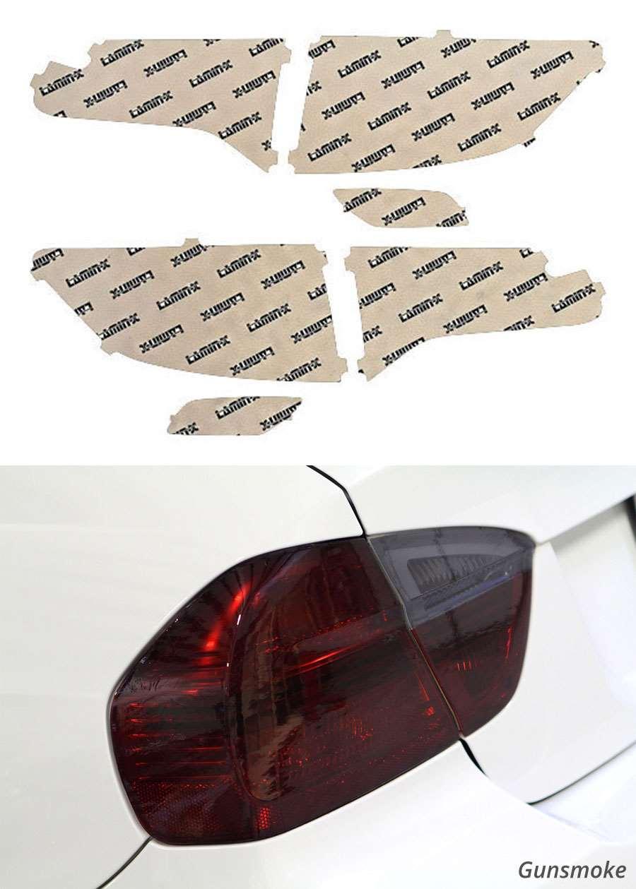 Acura MDX 14-16 Gunsmoke Tail Light Covers Lamin-X AC247G