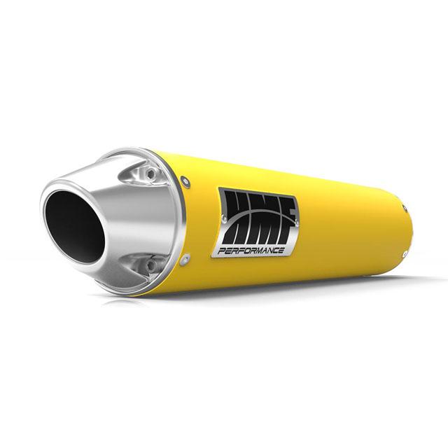 HMF Racing 37313626386 Slip On Performance Series Exhaust Suzuki GSXR 600 08-10