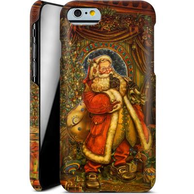 Apple iPhone 6 Smartphone Huelle - Myles Pinkeney - Christmas Presence von TATE and CO