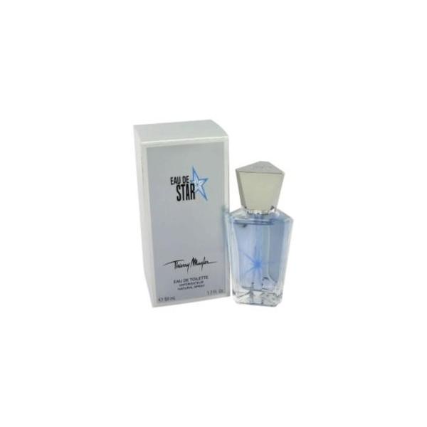 Eau De Star De Thierry Mugler Eau De Toilette 25 Ml Ressourcable Pour Femme - Thierry Mugler Deodorant Creme 10 ML