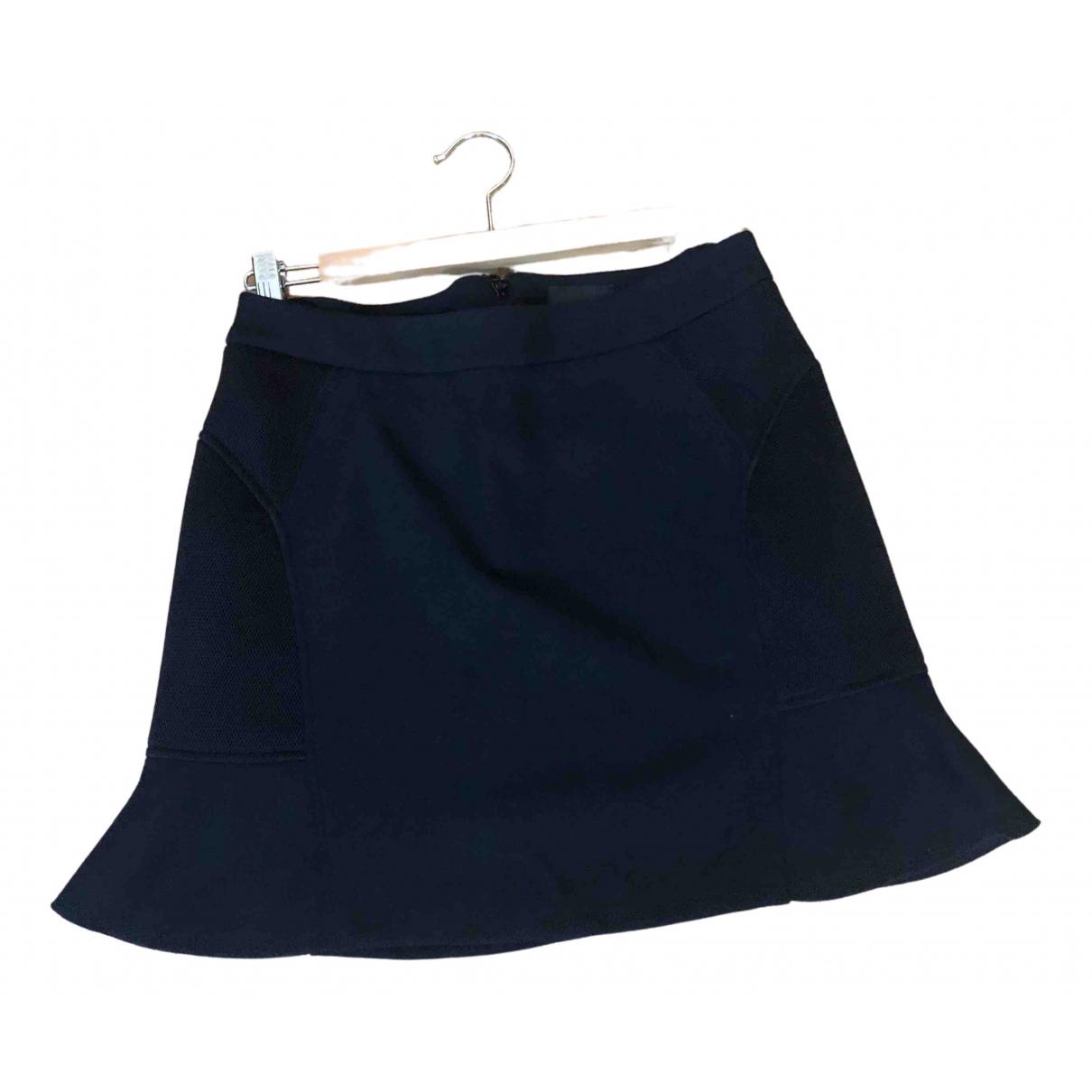 Ermanno Scervino \N Black skirt for Women 42 IT
