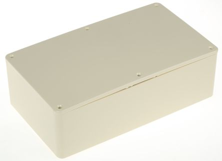 CAMDENBOSS 2000, Ivory ABS Enclosure, IP54, 190 x 110 x 60mm