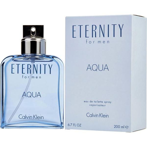 Eternity Aqua - Calvin Klein Eau de Toilette Spray 200 ML