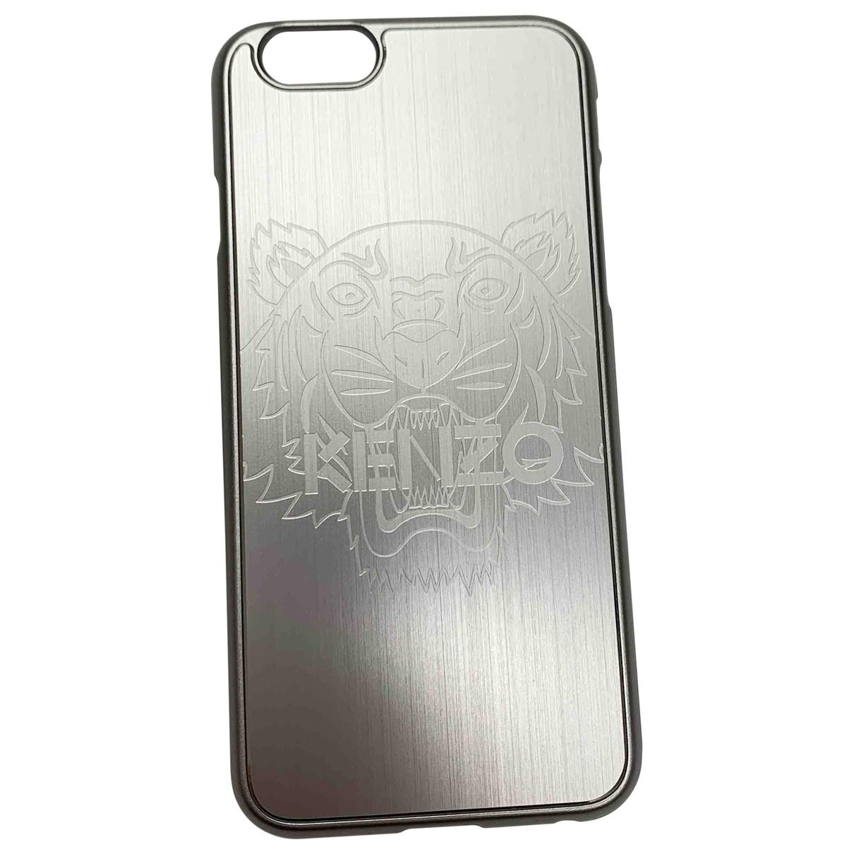 Kenzo \N Accessoires in  Silber Stahl