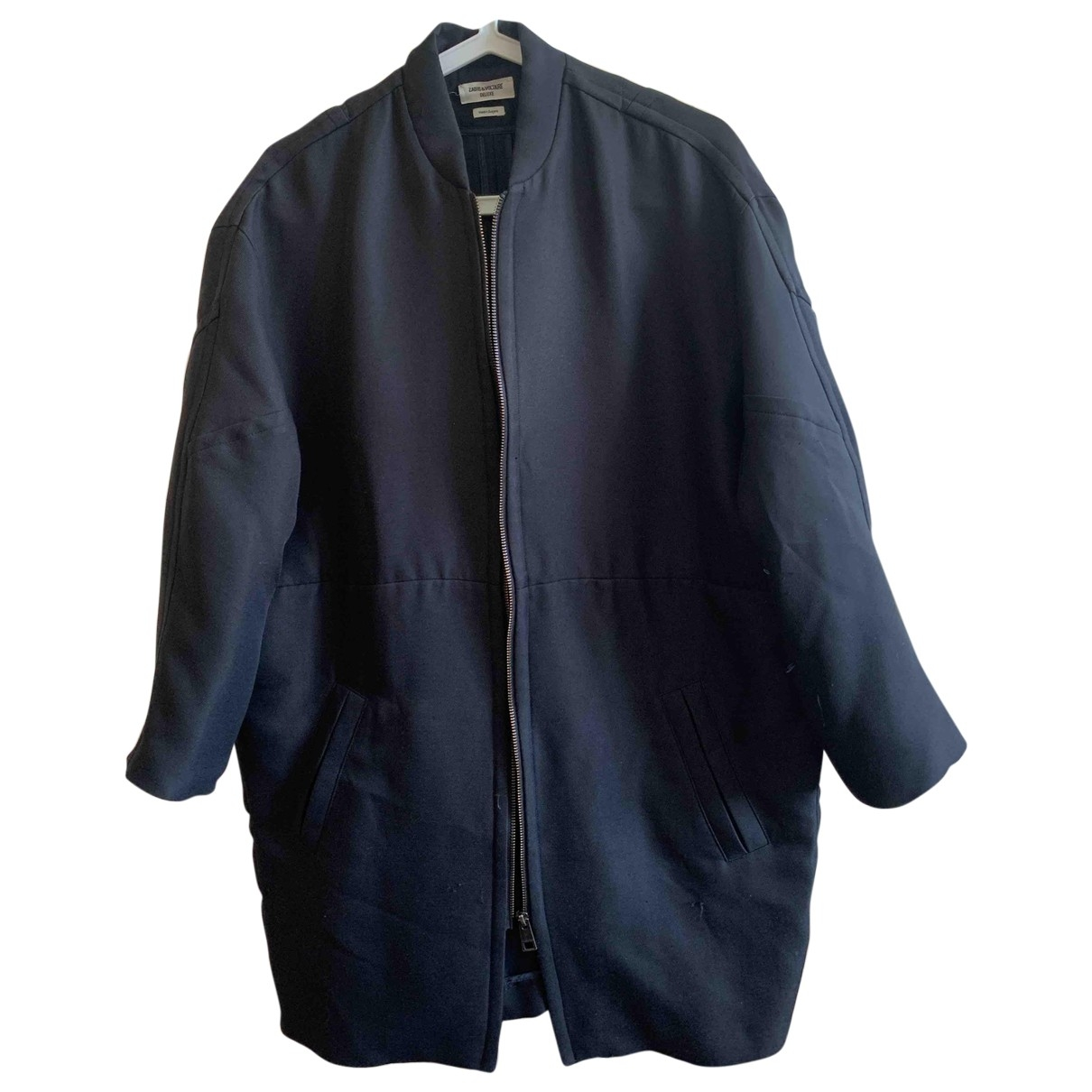 Zadig & Voltaire \N Blue coat for Women S International