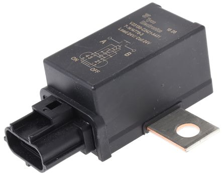 TE Connectivity SPNO Flange Mount Latching Relay, 24V dc For Use In High Current Applications