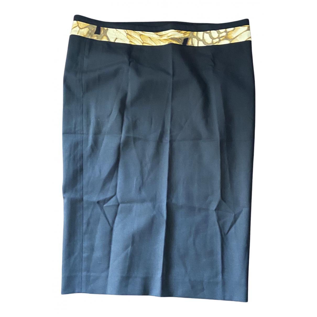 Just Cavalli N Black skirt for Women L International