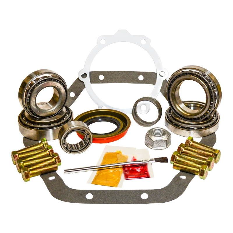 GM 10.5 Inch Rear Master Install Kit 14T 88-Older 4 Ribs Nitro Gear and Axle