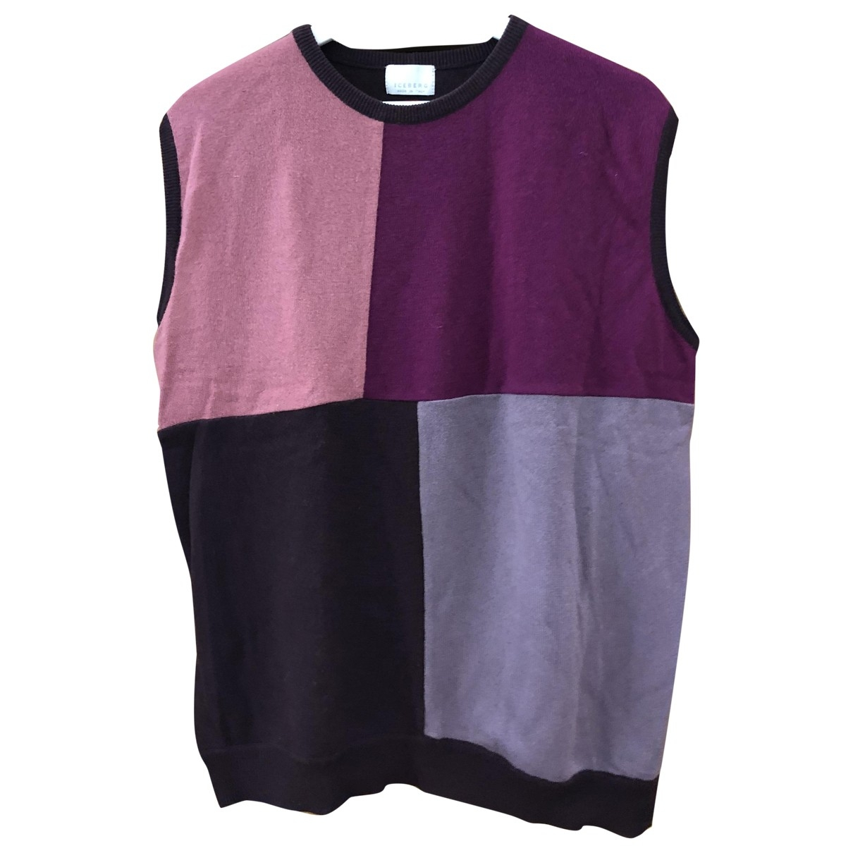 Iceberg \N Wool Knitwear & Sweatshirts for Men L International