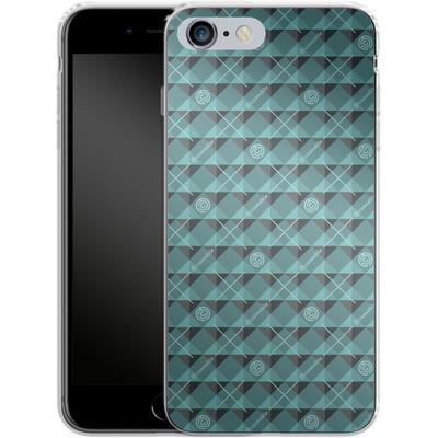 Apple iPhone 6s Plus Silikon Handyhuelle - caseable Pattern von caseable Designs
