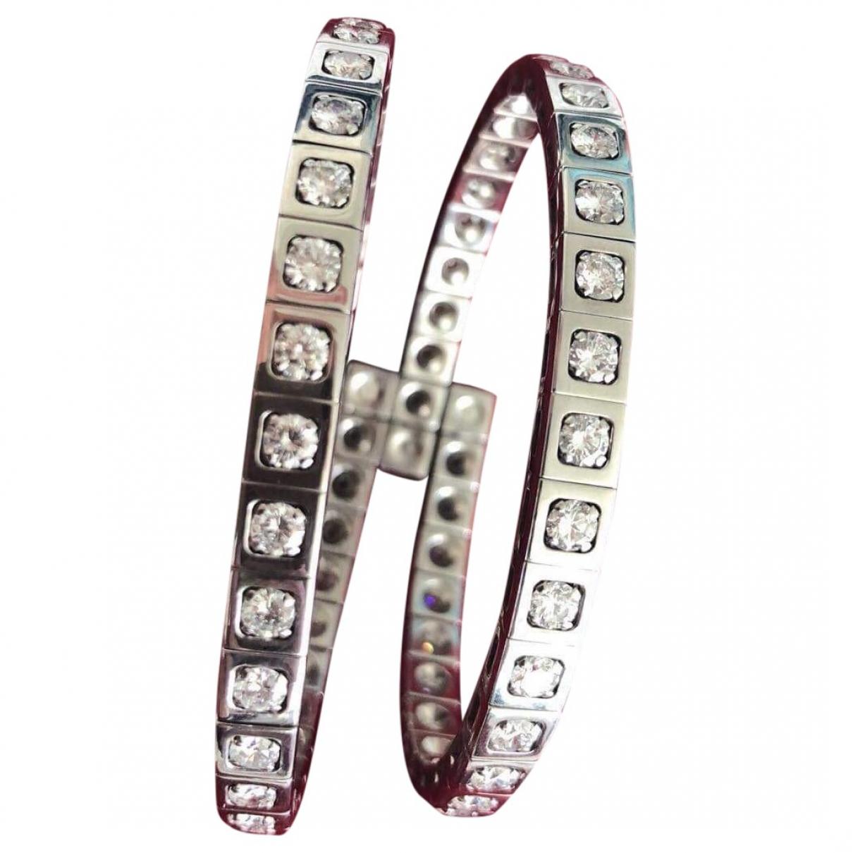 Cartier \N Armband in  Weiss Weissgold