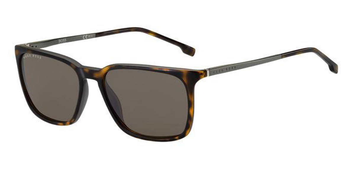 Boss by Hugo Boss Boss 1183/S 086/70 Mens Sunglasses Tortoise Size 56