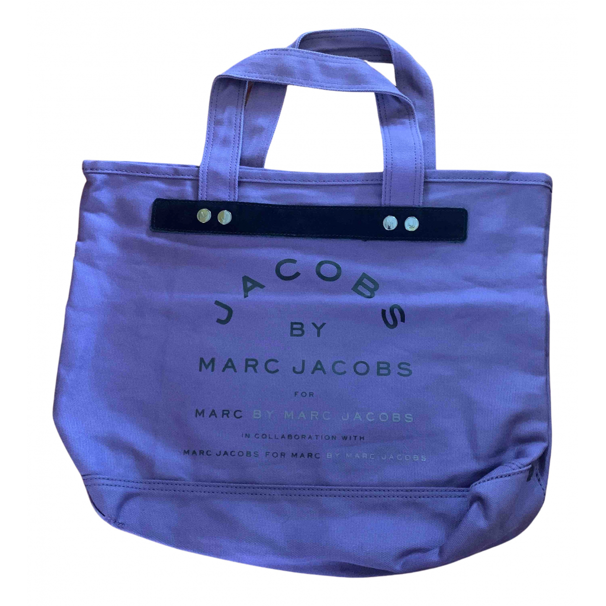 Marc By Marc Jacobs N Purple Cloth handbag for Women N