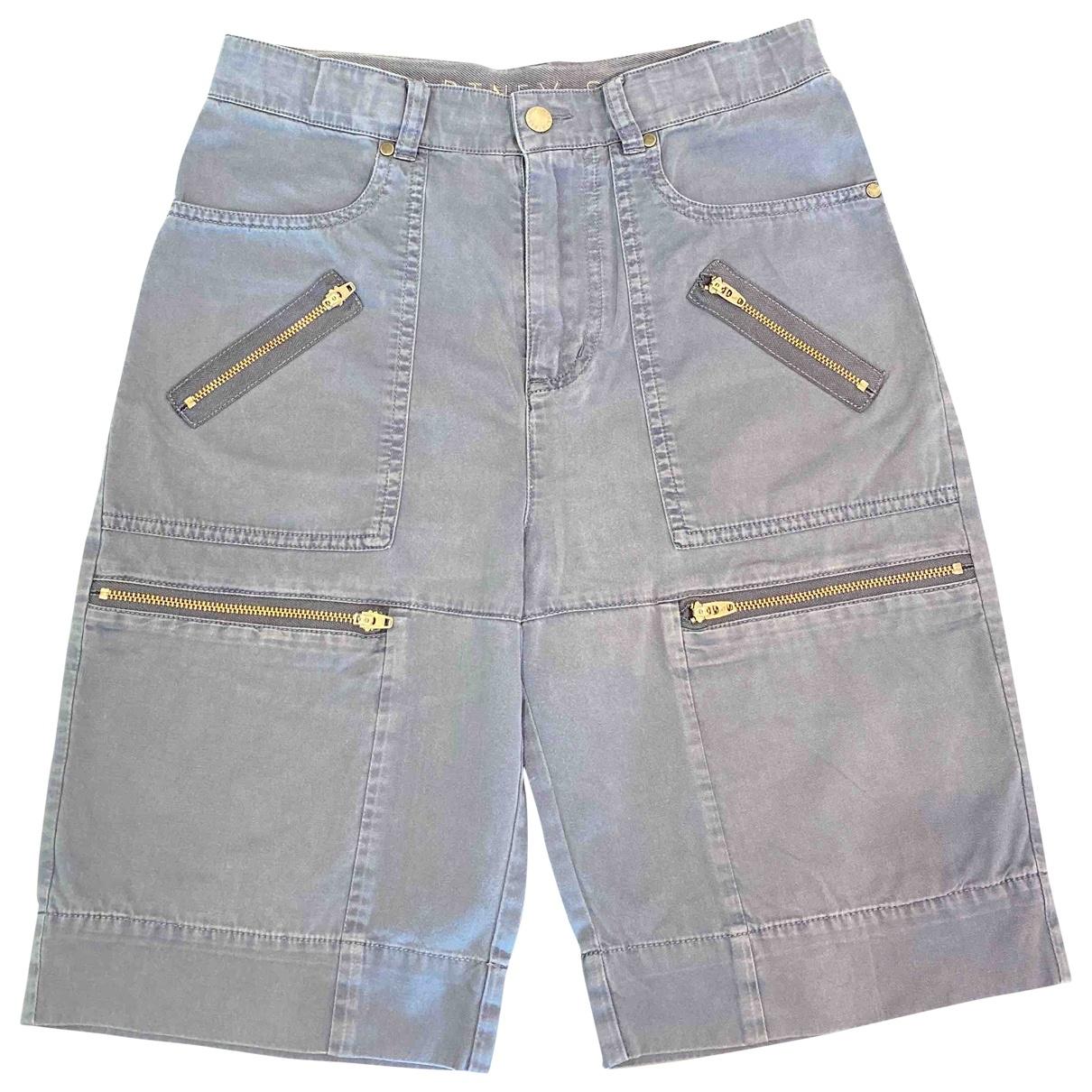Stella Mccartney Kids \N Shorts in  Blau Baumwolle