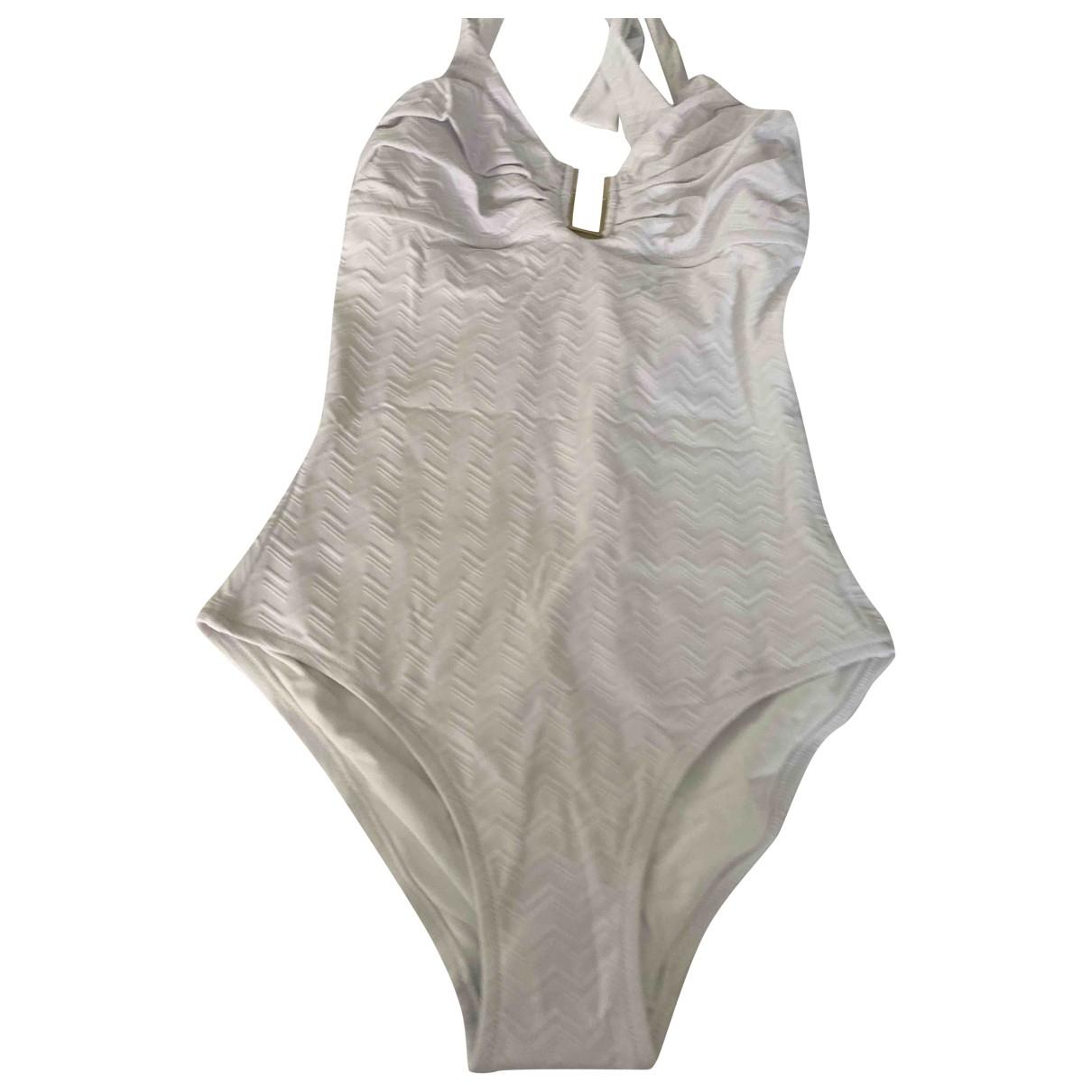 Melissa Odabash \N White Lycra Swimwear for Women 14 UK