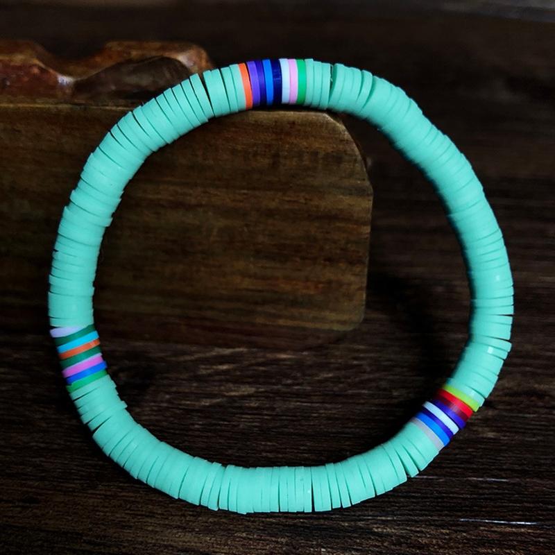 Ericdress Color Block Ethnic Unisex Bracelets
